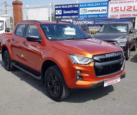 NEW 2021 ISUZU D-MAX @ CARLAND DUBLIN FOR SALE IN DUBLIN FOR €43,999 ON DONEDEAL