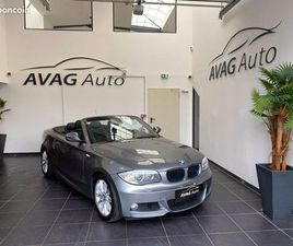 BMW SERIE 1 E88 CABRIOLET 123D 204 CV PACK M