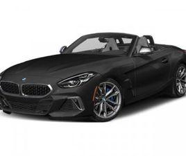 BRAND NEW BLACK COLOR 2021 BMW Z4 M40I FOR SALE IN HUNTINGTON STATION, NY 11746. VIN IS WB