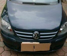 VOLKSWAGEN VW GOLF PLUS COMFORTLINE 1.4L
