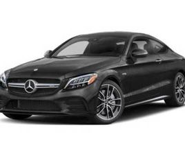 AMG C 43 COUPE 4MATIC