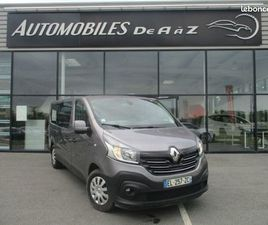 RENAULT TRAFIC III COMBI L2 1.6 DCI 125CH ENERGY LIFE 9 PLACES