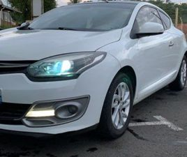 RENAULT MEGANE COUPÉ III PHASE 3 1.5 DCI 110CH ENERGY FAP INTENS