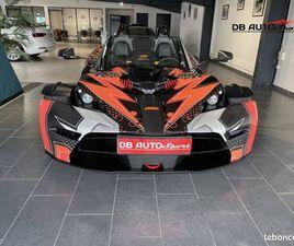 KTM X-BOW 4 GT SPIDER
