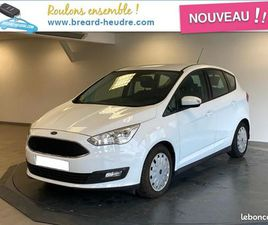 FORD C-MAX 1.5 TDCI 105CH ECONETIC STOP&START BUSINESS NAV