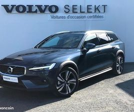 VOLVO V60 CROSS COUNTRY D4 190CH AWD CROSS COUNTRY PRO GEARTRONIC