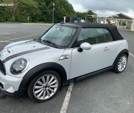 MINI COOPER SD CABRIOLET PACK RED HOT CHILI