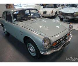 HONDA S800 COUPÉ - 1967