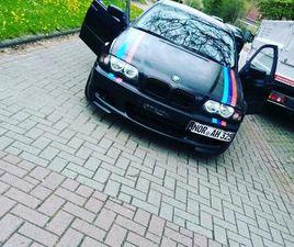 VERKAUFE HIER MEINEN BMW E46