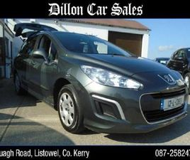 PEUGEOT 308 1.6 HDI SW ACCESS 92BHP 5DR FOR SALE IN KERRY FOR €6,500 ON DONEDEAL