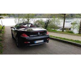 BMW 630CI CABRIOLET 2006 E85 ETHANOL