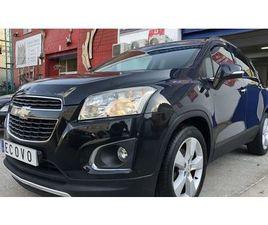 CHEVROLET TRAX 1.6 LT 4X4, SUV O PICKUP DE SEGUNDA MANO EN MADRID | AUTOCASION