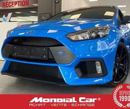FORD FOCUS 2.3 ECOBOOST RS 4X4 LIMITED* RS * UTILITAIRE