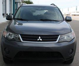 2008 MITSUBISHI OUTLANDER 2.4L 4X4 SUV CERTIFIED | CARS & TRUCKS | ST. CATHARINES | KIJIJI