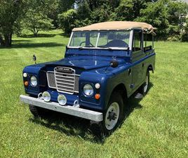 1974 LAND ROVER SERIES 3 FOR SALE