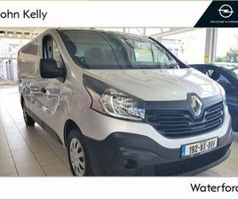 RENAULT TRAFIC LL29 ENERGY DCI 125 BUS FOR SALE IN WATERFORD FOR €17,800 ON DONEDEAL