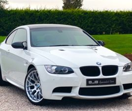 USED 2010 BMW M3 E92 V8 ZCP COMPETITION PACK DCT. CARBON ROOF + INTERIOR M PERFORMANCE EXH