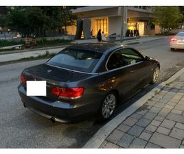 2008 BMW 335 CABRIOLET - 6 SPEED MANUAL FOR SALE! | CARS & TRUCKS | CITY OF TORONTO | KIJI