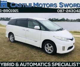TOYOTA ESTIMA 2.4 AUTOMATIC HYBRID 8 SEATER FOR SALE IN DUBLIN FOR €17,900 ON DONEDEAL