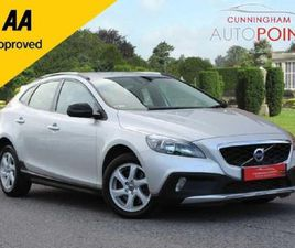 VOLVO V40 D3 CROSS COUNTRY SE 152 REG - 2.0D 150 FOR SALE IN GALWAY FOR €14,995 ON DONEDEA