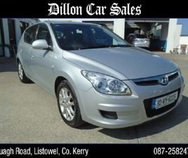 HYUNDAI I30 1.6 CRDI COMFORT 5DR FOR SALE IN KERRY FOR €5,000 ON DONEDEAL