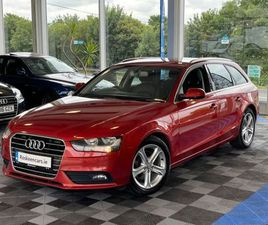 AUDI A4 AVANT ULTRA SE TECHNIK 163BHP 2015 FOR SALE IN CORK FOR €15,995 ON DONEDEAL
