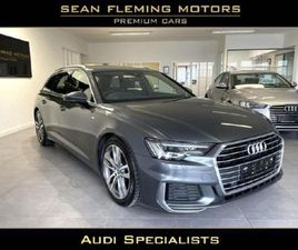 AUDI A6 11K MILES S LINE 40 TDI 204 PS S TRONIC FOR SALE IN GALWAY FOR €47,950 ON DONEDEAL