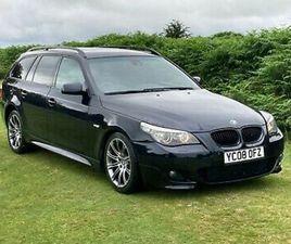 BMW 535D LCI TOURING ESTATE 3.0 TWIN TURBO DIESEL M SPORT 136K MILES E61