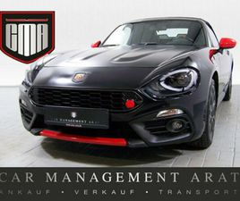 ABARTH 124 SPIDER LAUNCH EDITION AUTOM 1.H+BOSE+LED+NAV