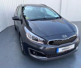 KIA CEED SPORTSWAGON 1.6 EX SAM 5D AIR CONDITIONI FOR SALE IN CORK FOR €15,500 ON DONEDEAL