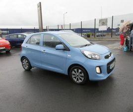 KIA PICANTO 1.0 TX 5DR FOR SALE IN LIMERICK FOR €9,950 ON DONEDEAL