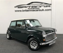 USED 1972 MORRIS MINI 1.3 COOPER S 2DR SALOON 5,000 MILES IN GREEN FOR SALE | CARSITE