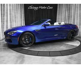 2016 BMW M6 CONVERTIBLE MSRP $138K+ DINAN STAGE 1 EXHAUST, INTAKE, AND TUNE!