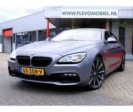 BMW 640 GRAN COUPÉ 640XI 320PK HIGH EXECUTIVE INDIVIDUAL A