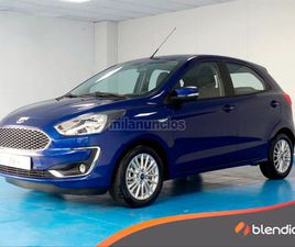 FORD - KAPLUS 1.2 TIVCT 63KW 85CV ULTIMATE