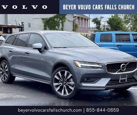 USED 2020 VOLVO V60 T5 CROSS COUNTRY MOMENTUM