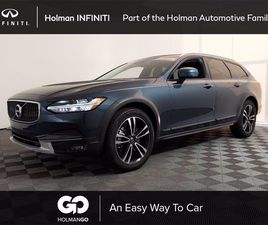 USED 2019 VOLVO V90 T5 CROSS COUNTRY