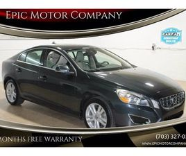 USED 2013 VOLVO S60 T5