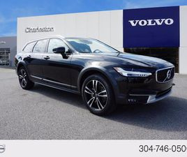 USED 2018 VOLVO V90 T5 CROSS COUNTRY