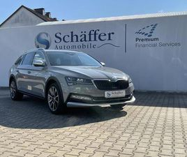 COMBI 2.0 TDI SCOUT 4X4 200PS PANO STH...
