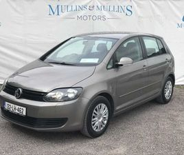 VOLKSWAGEN GOLF PLUS 1.6 TDI 90BHP - FRESH NCT FOR SALE IN CORK FOR €8,350 ON DONEDEAL