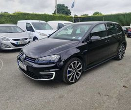 VOLKSWAGEN GOLF, 2015 GTE FOR SALE IN DUBLIN FOR €18,295 ON DONEDEAL