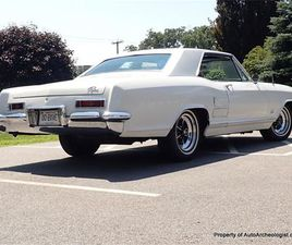 FOR SALE: 1964 BUICK RIVIERA IN WESTPORT, CONNECTICUT