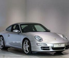 2005 PORSCHE 911 3.8 CARRERA S COUPE - £28,000