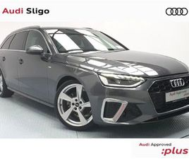 AUDI A4 AVANT 2.0TDI 163HP S LINE AUTO - FOR SALE IN SLIGO FOR €55,450 ON DONEDEAL