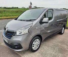 2019 RENAULT TRAFIC SPORT NAV FOR SALE IN DOWN FOR £16,950 ON DONEDEAL