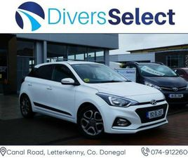 HYUNDAI I20 ACTIVE DELUXE 5DR FOR SALE IN DONEGAL FOR €15,945 ON DONEDEAL
