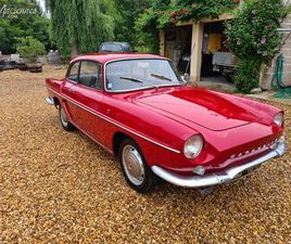 RENAULT CARAVELLE 1100 - 1963