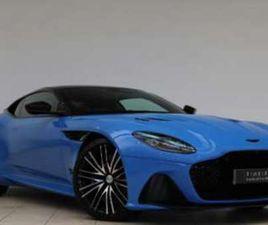 V12 SUPERLEGGERA TOUCHTRONIC SPECIAL CERAMIC BLUE AUTO 2-DOOR