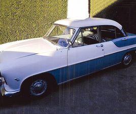 SIMCA FS2 A RÉGENCE - 1955